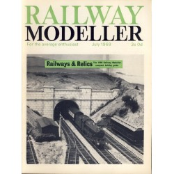 Railway Modeller 1969 July