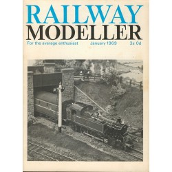 Railway Modeller 1969 January