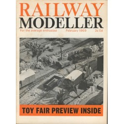 Railway Modeller 1969 February
