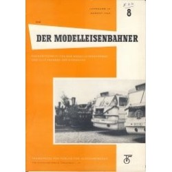 The Modellers No.8 1969 August