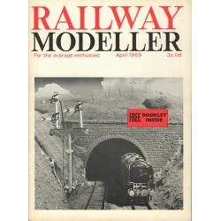 Railway Modeller 1969 April