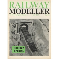 Railway Modeller 1967 July