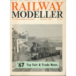 Railway Modeller 1967 February