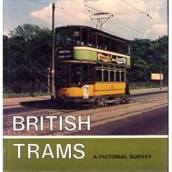 British Trams a pictorial survey