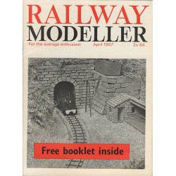 Railway Modeller 1967 April
