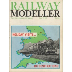 Railway Modeller 1966 July