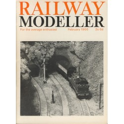 Railway Modeller 1966 February