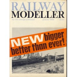 Railway Modeller 1966 January