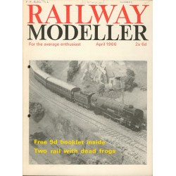 Railway Modeller 1966 April
