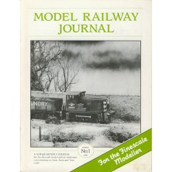 Model Railway Journal 1985 No.1