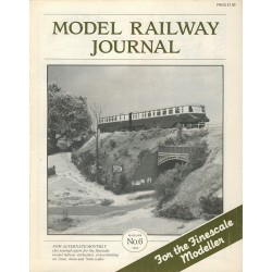 Model Railway Journal 1986 No.6