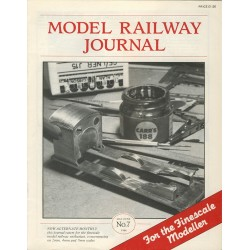 Model Railway Journal 1986 No.7