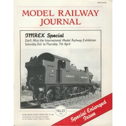 Model Railway Journal 1988 No.21