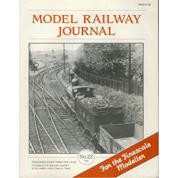 Model Railway Journal 1988 No.22