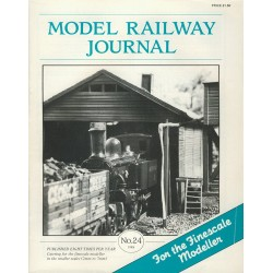 Model Railway Journal 1988 No.24