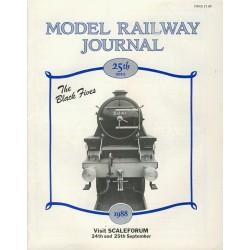 Model Railway Journal 1988 No.25