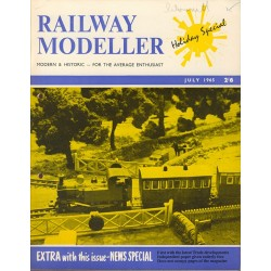 Railway Modeller 1965 July