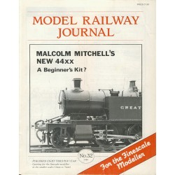 Model Railway Journal 1989 No.32