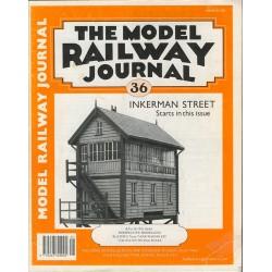 Model Railway Journal 1990 No.36