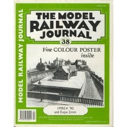 Model Railway Journal 1990 No.38