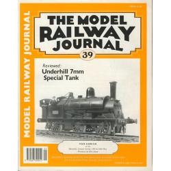 Model Railway Journal 1990 No.39