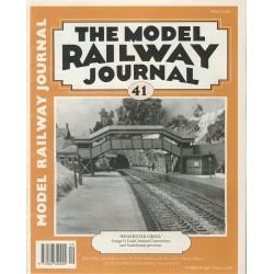 Model Railway Journal 1990 No.41