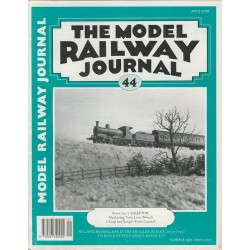 Model Railway Journal 1991 No.44