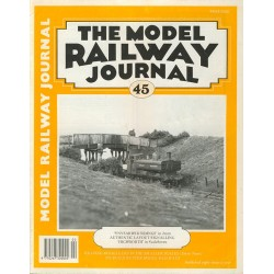 Model Railway Journal 1991 No.45
