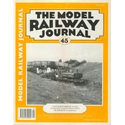 Model Railway Journal 1991 No.45