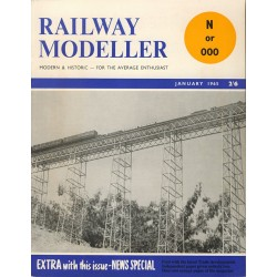 Railway Modeller 1965 January