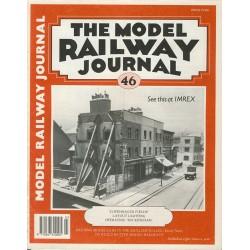 Model Railway Journal 1991 No.46