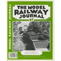 Model Railway Journal 1991 No.47