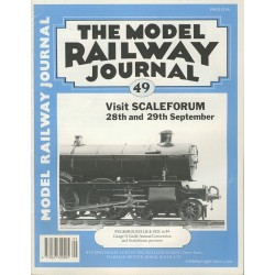 Model Railway Journal 1991 No.49