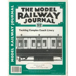 Model Railway Journal 1992 No.52