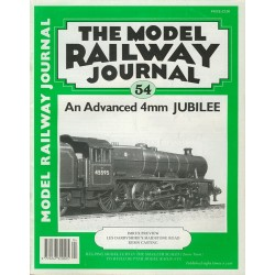 Model Railway Journal 1992 No.54