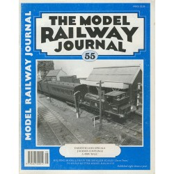 Model Railway Journal 1992 No.55