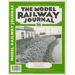 Model Railway Journal 1992 No.56