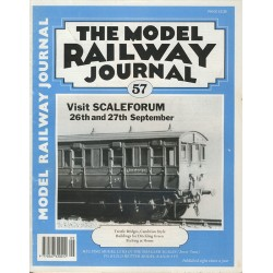 Model Railway Journal 1992 No.57