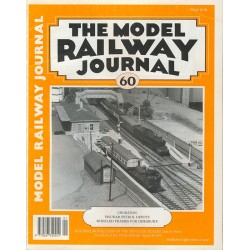 Model Railway Journal 1993 No.60
