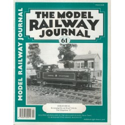 Model Railway Journal 1993 No.61