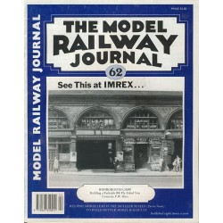 Model Railway Journal 1993 No.62