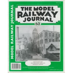 Model Railway Journal 1993 No.63