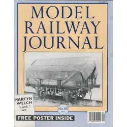 Model Railway Journal 1993 No.65