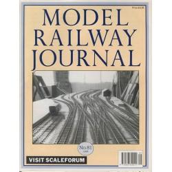 Model Railway Journal 1995 No.81