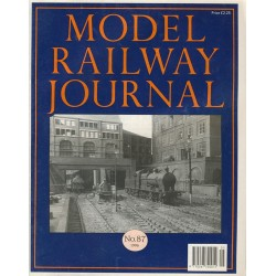 Model Railway Journal 1996 No.87