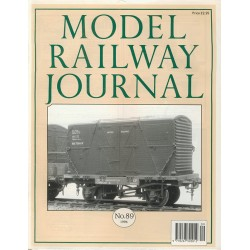 Model Railway Journal 1996 No.89