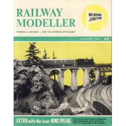 Railway Modeller 1965 August