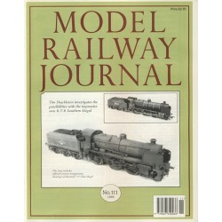 Model Railway Journal 1999 No.111