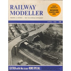 Railway Modeller 1965 April