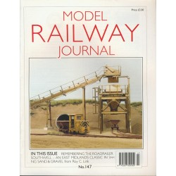 Model Railway Journal 2003 No.147